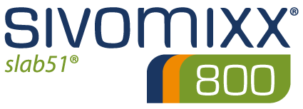 Sivomixx 800 Logo